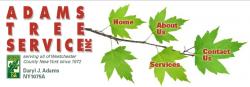 Adams Tree Service Inc logo