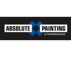Absolute Painting & Power Washing logo