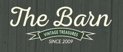 The Barn Vintage Treasures logo