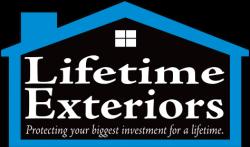 Lifetime Exteriors logo