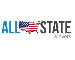 Allstate Movers logo