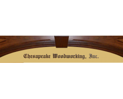 Chesapeake Woodworking logo
