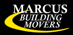 Marcus Building Movers logo