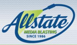 Allstate Sandblasting Corp logo