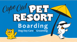 Cape Cod Pet Resort logo