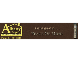 Albany Property Management logo