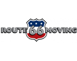 Route 66 Moving Company logo