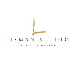 LISMAN STUDIO INTERIOR DESIGN logo