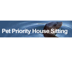 Pet Priority House Sitting logo