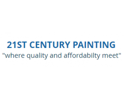 A 21st Century Painting A logo