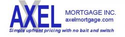 Axel Mortgage Inc. logo