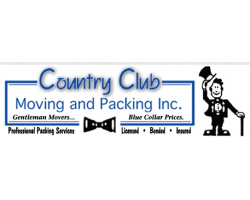 Country Club Moving logo