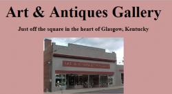 Art & Antiques Gallery logo