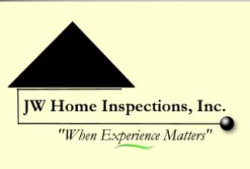 JW Home Inspections, Inc. logo