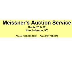 Meissner's Auction Service & Antique Center logo