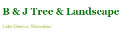 B & J Tree & Landscape Service Inc logo