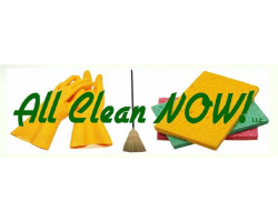 All Clean NOW! LLC logo