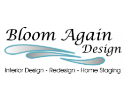 Bloom Again Design Staging & Design Services logo