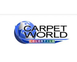 Carpet World Bismarck logo