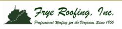 Frye Roofing logo