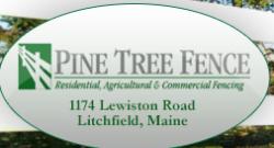 Pine Tree Fence Company logo