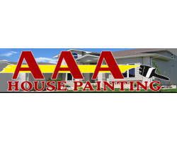 A A A House Painting Inc logo