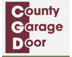 County Garage Door Company logo