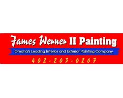 James Werner II Painting logo