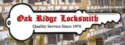 Oak Ridge Locksmith logo
