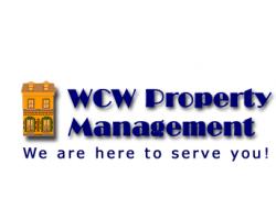 WCW Property Management logo