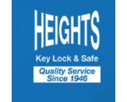Heights Key Lock & Safe logo