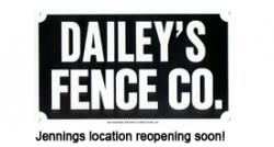 Dailey's Fence Company logo
