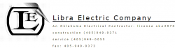 Libra Electric Company logo