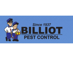 Billiot Pest Control logo
