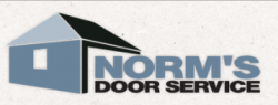 Norm's Door Service logo