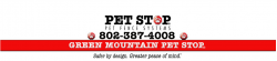 Pet Stop Fence logo