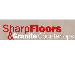 Sharp Floors logo