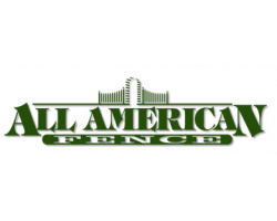 All American Fence logo