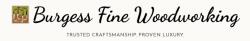 Burgess Fine Woodworking logo