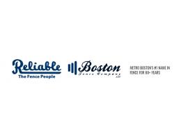 Reliable Fence Boston logo
