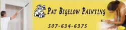 Pat Bigelow Painting logo