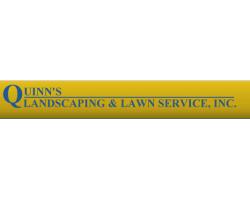 Quinn's Landscaping & Lawn Service, Inc. logo