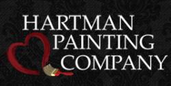 Hartman Painting Co. logo