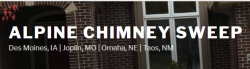 Alpine Chimney Sweep logo