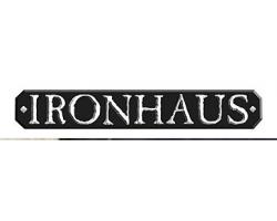 Ironhaus logo