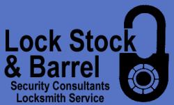 Lock Stock & Barrel Inc logo