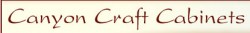Canyon Craft Cabinets logo