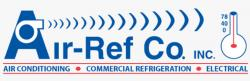Air-Ref Co. logo