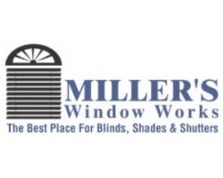 Miller's Window Works logo