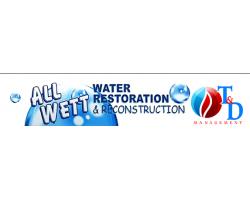 All Wett Restoration logo